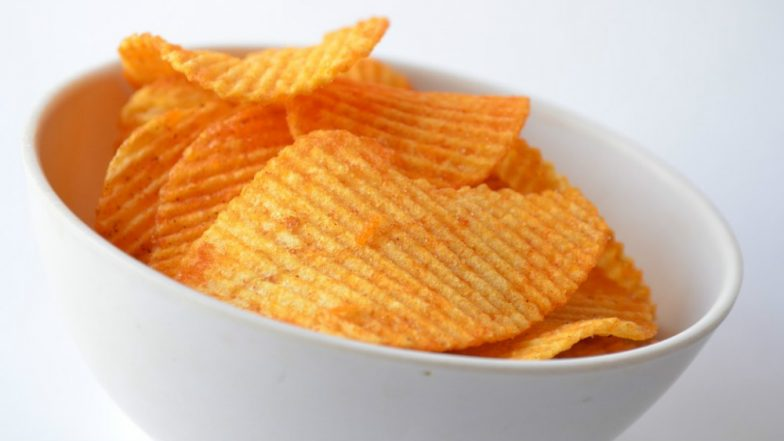 Eating Too Much Potato Chips During Pregnancy Affects Development of Babies