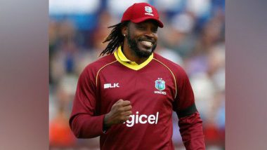 Chris Gayle Welcomes David Warner to the 'Triple Club' After Australian Opener Smashes Record-Breaking Hundred Against Pakistan