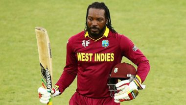Chris Gayle Named in West Indies Squad for ODIs Against India