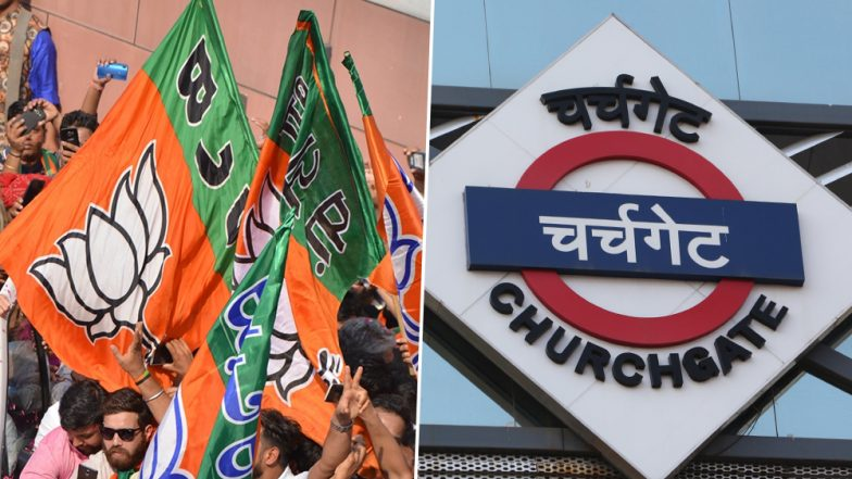 Churchgate Station is Trending Because of Lok Sabha Elections 2019 Results, Guess Why?