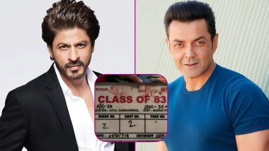 Shah Rukh Khan's Netflix Original 'Class of 83' Starring Bobby Deol Set to Roll From Today