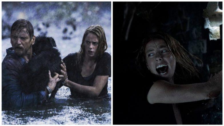 Movie Poster 2019: Crawl Trailer: Kaya Scodelario And Barry Pepper's Horror