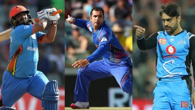 Afghanistan Team for ICC Cricket World Cup 2019: 5 Key Players to Watch Out for at CWC19