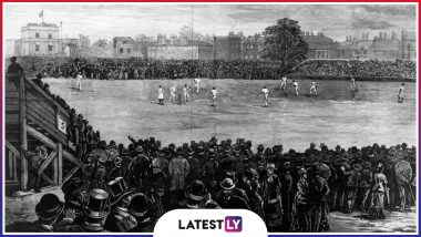 Origin and History of Cricket: Know Everything About Gentleman's Game Ahead of ICC Cricket World Cup 2019