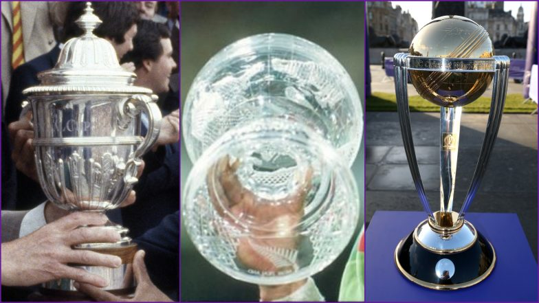 history of cricket world cup trophy facts and evolution of cricket s prestigious title from prudential