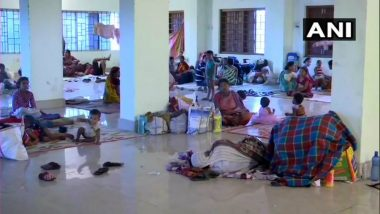 Cyclone Fani: Over 3 Lakh People Shifted to Safer Places in Odisha