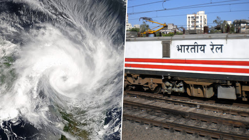Cyclone Fani Update: Indian Railways Cancels 103 Trains Plying Through Odisha, All Trains From Howrah to Puri Cancelled