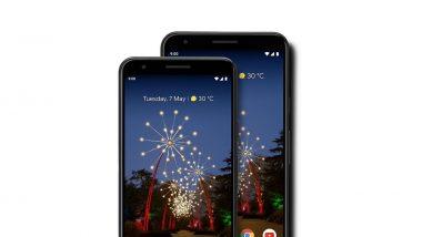 Cheaper Google Pixel 3a, Pixel 3a XL Smartphones Launched at $399 & $479 During Google I/O 2019: Report