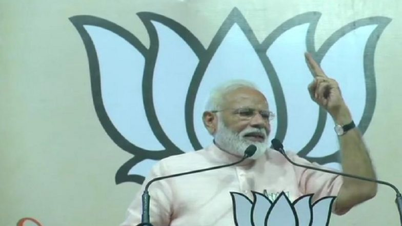 Lok Sabha Elections 2019: All Eyes on PM Narendra Modi's Constituency Varanasi in Last Phase of Polls