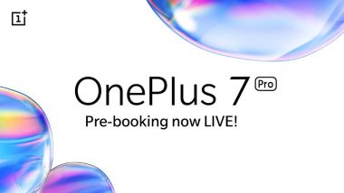 OnePlus 7 Pro Pre-bookings Now Open in India at Rs 1,000 via Amazon.in; Expected Price, Launch Date, Features, Specifications & All Details