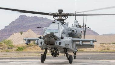 IAF to Get Boeing's Apache AH-64E Attack Helicopters by End of July: Report