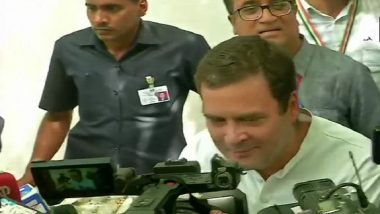 'Narendra Modi Used Hatred in Campaign, We Used Love', Says Rahul Gandhi After Casting Vote in Delhi