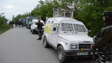 Jammu And Kashmir: Two Terrorists Gunned Down in Shopian Encounter; Huge Cache of Ammunition Recovered