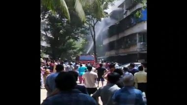 Mumbai: Fire Breaks Out at Dadar Police Station Compound, 15-Year-Old Girl Dies