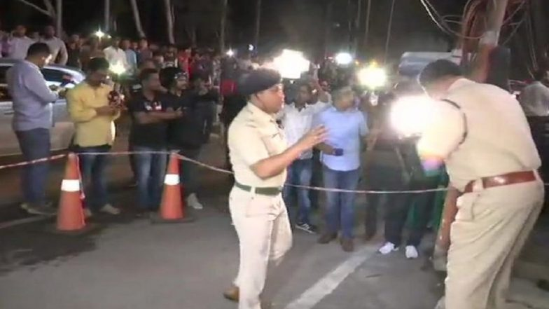 Assam Grenade Blast: Six People Injured in Explosion Outside a Mall on Zoo Road in Guwahati, Cops Launch Probe