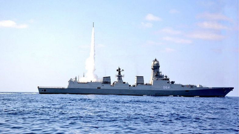 Indian Navy Sounds Alert Along Coastline of Possible Attack Via Sea by Pakistan-Based Terrorists