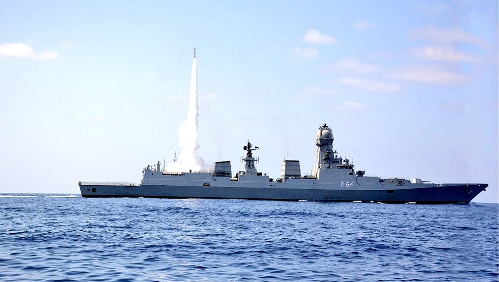 Indian Navy on Standby to Evacuate Indians From Gulf if Tensions Between US & Iran Escalate: Report
