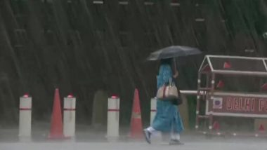 Delhi Weather: Rains Bring Relief From Scorching Heat, IMD Predicts Hailstorms