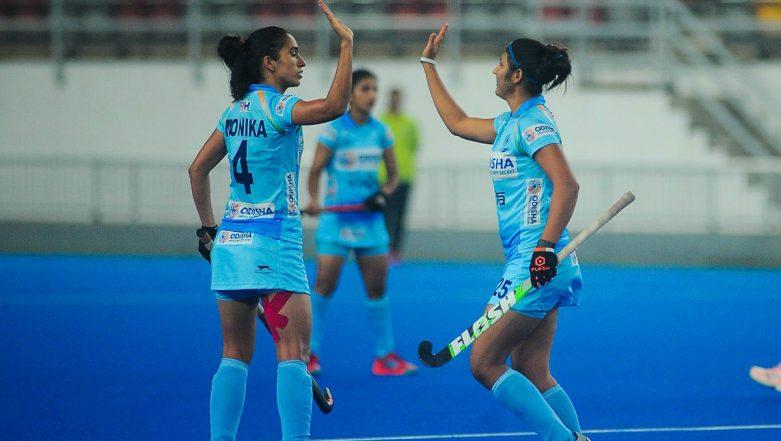 Indian Women's Hockey Team Beat Republic Of Korea 2-1 in Tour Opener