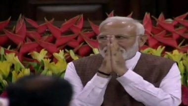 Narendra Modi Chosen NDA Leader at Parliamentary Board Meeting Called by BJP-Led Coalition