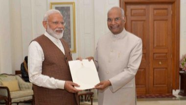 Narendra Modi to Take Oath as PM on May 30 at 7pm in Rashtrapati Bhavan With Members of Union Council of Ministers