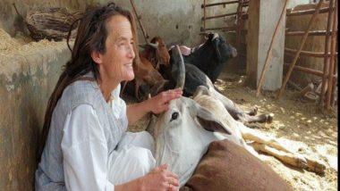 German Padma Awardee Friederike Irina Says 'Just Want to Serve Cows, Won't Return Honour'