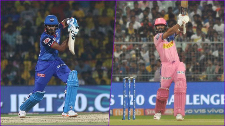 DC vs RR Head-to-Head Record: Ahead of IPL 2019 Clash, Here Are Match Results of Last 5 Delhi Capitals vs Rajasthan Royals Encounters!