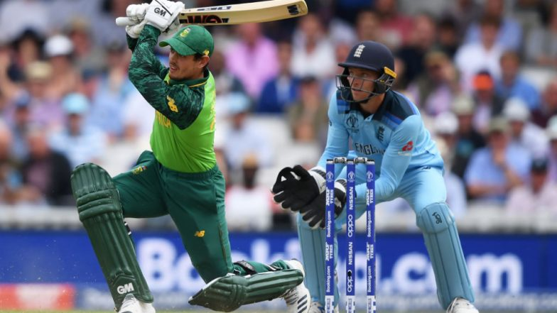 South Africa vs England 3rd ODI 2020 Live Streaming Online on SonyLiv: How to Watch Free Telecast of SA vs ENG on TV & Cricket Score Updates in India