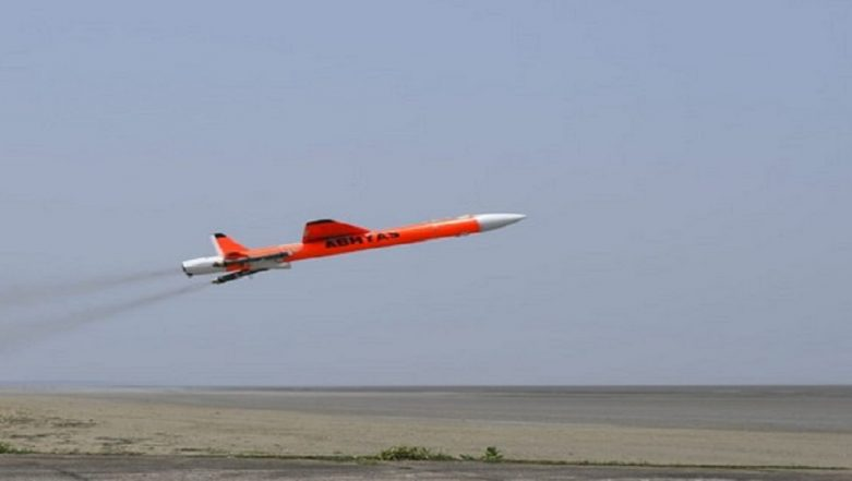 DRDO Conducts Successful Flight Test of High-speed Expendable Aerial Target