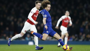 Arsenal Lost to Manchester City Because of My Mistakes, Admits David Luiz