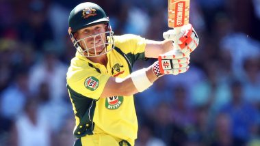 Most Runs in CWC 2019: David Warner Becomes Highest Run-Scorer in This World Cup During AUS vs BAN, Twitterati Hail the Australian Opener
