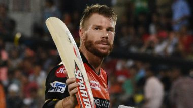 IPL 2020 Schedule of Sunrisers Hyderabad: SRH Releases Team Fixture Ahead of Indian Premier League 13 Full Timetable