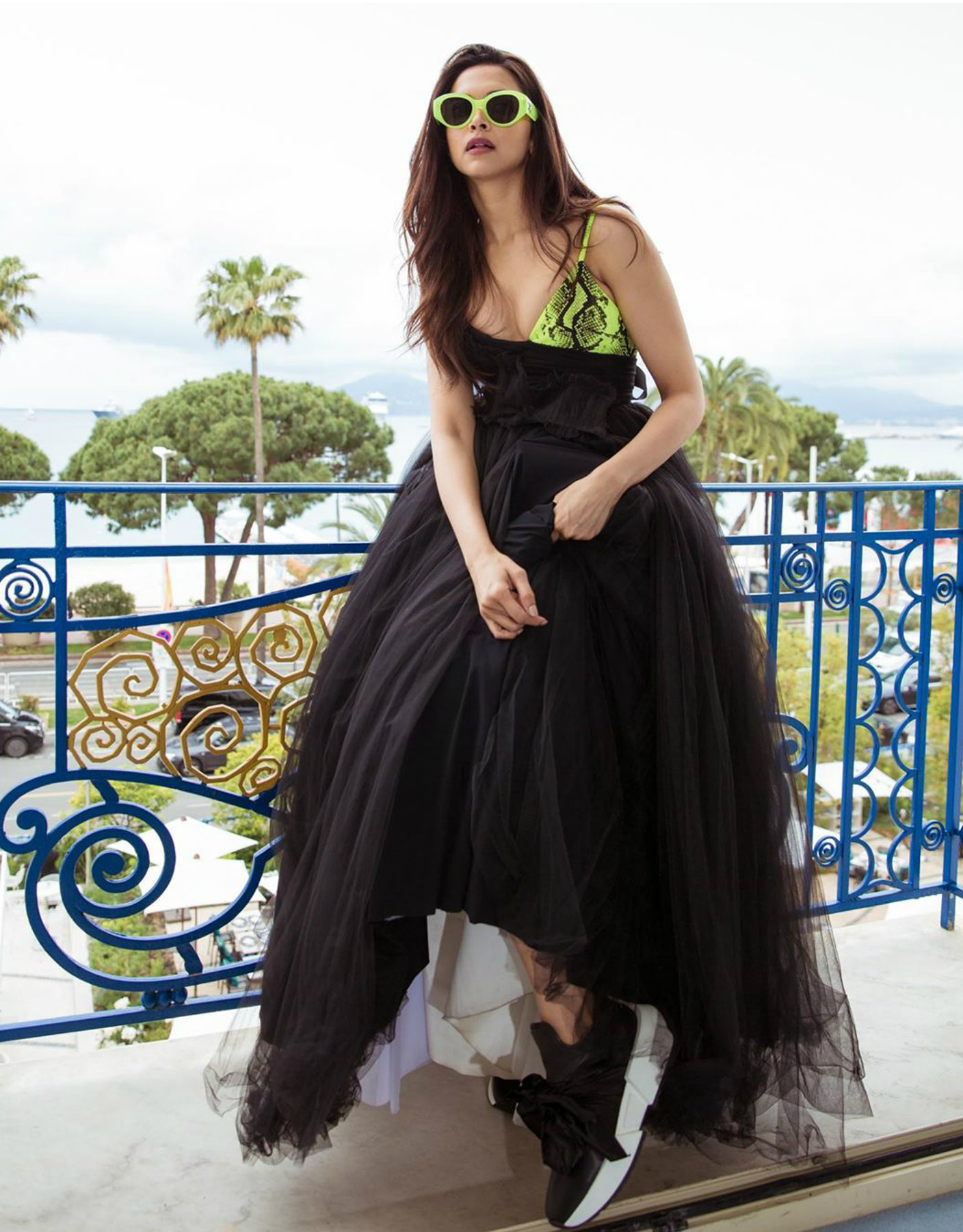 Deepika Padukone at Cannes 2019 Was All About Dramatic ...