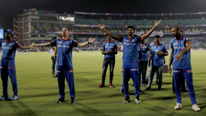 IPL 2019 Finalist Chennai Super Kings Hail Delhi Capitals' Performance This Season; Harsha Bhogle, Ian Bishop & Others Praise Shreyas Iyer & Co