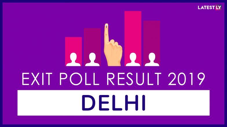 Delhi Exit Poll Results For Lok Sabha Elections 2019: BJP Set To Win All 7 Constituencies, Say Poll Pundits