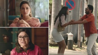 Devi 2 New Teaser: Tamannah Bhatia and Kovai Sarala's Conversation Will Leave You In Splits (Watch Video)