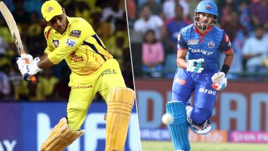 CSK vs DC, IPL 2019 Qualifier 2 Match Predictions: MS Dhoni's Chennai Super Kings or Shreyas Iyer's Delhi Capitals, Who Will Seal a Spot in IPL 12 Final?