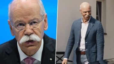 BMW Bids a Beautiful Farewell to Mercedes-Benz CEO Dieter Zetsche With a Video, Check Mercedes' Witty Reply