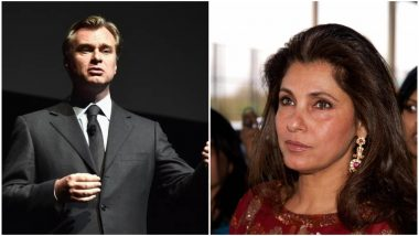 Tenet: Dimple Kapadia Bags a Role in Christopher Nolan's Next Staring Michael Caine and  Robert Pattinson