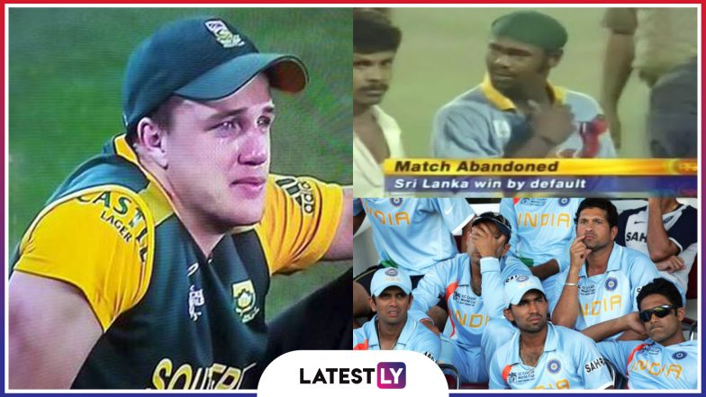 Ahead of ICC Cricket World Cup 2019, Here's 5 Disheartening Moments From Cricket's Mega Tournament That Made Fans Emotional (Watch Videos)