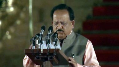 Dr Harsh Vardhan Profile: Two-Time MP From Crucial Chandni Chowk Lok Sabha seat