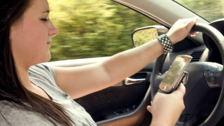 Millennial-Aged Parents Are Comparatively Distracted While Driving Than Older Parents