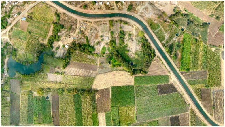 Maharashtra Using Drones For Smart Water Management