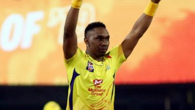 Dwayne Bravo Becomes First Bowler To Take 500 Wickets in T20 Cricket, CSK Hail Trinbago Knight Riders Bowler (See Post)