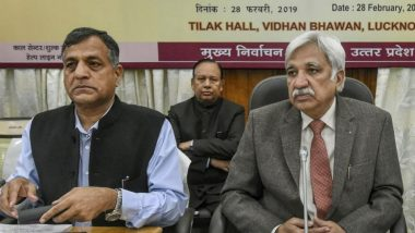 Clean Chit to PM Modi, Amit Shah: CEC Sunil Arora Plays Down Ashok Lavasa's Dissent, Says 'EC Members Not Clones'