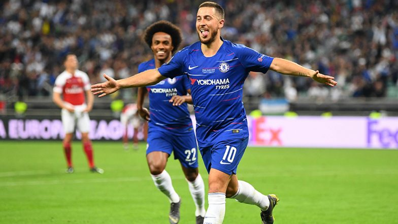 Football Transfer News: Eden Hazard May Have Confirmed Chelsea Exit With His 'Good Bye' Comment!