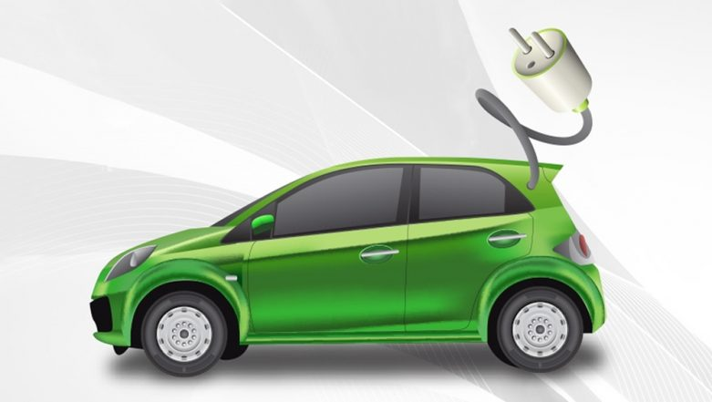 Green Number Plates Mandatory For All Electric Vehicles in India: Special Benefits Like Free Parking & Concession At Highway Tolls