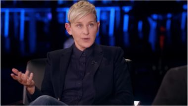 Ellen DeGeneres Opens Up About Being Sexually Abused by Her Stepfather as a Teenager on David Letterman's Netflix Show