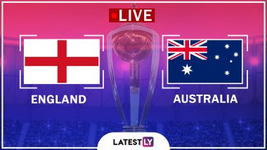Live Cricket Streaming of England vs Australia ICC World Cup 2019 Warm-Up Match: Check Live Cricket Score, Watch Free Telecast of ENG vs AUS Practice Game on Star Sports & Hotstar Online