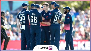 Schedule of Team England at ICC Cricket World Cup 2019: List of ENG Matches, Time Table, Date, Venue and Squad Details